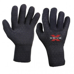Luva Xdive Neoprene 2mm + Super Stretch + anti-derrapante