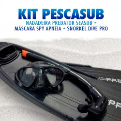 Kit PescaSub Seasub