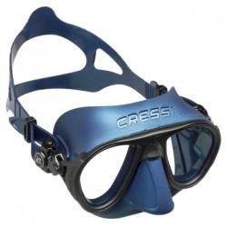 Máscara Calibro Cressi(azul)