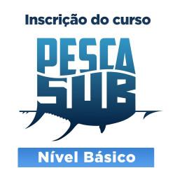 Inscrição Cursos Pesca Sub