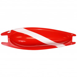 Bóia de Fibra Oval Grande