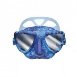 Máscara C4 Plasma Blue