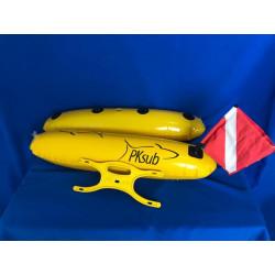 Bóia  Torpedo PK Sub com...